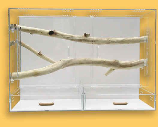 Terrario para serpientes - Como construir un terrario ...